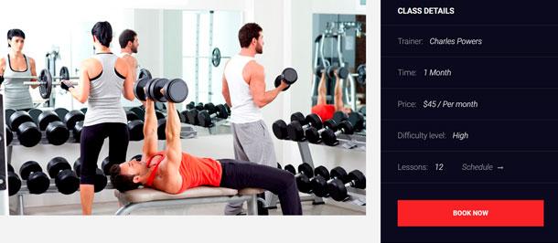 Absolute Fitness - Fitness Multipurpose WordPress Theme - 14