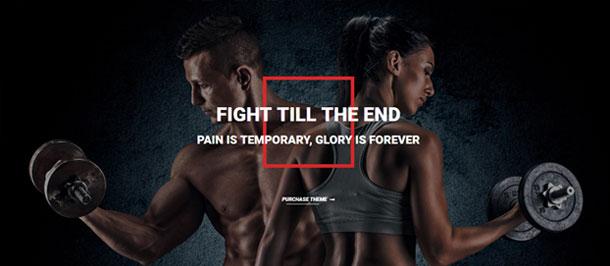Absolute Fitness - Fitness Multipurpose WordPress Theme - 1