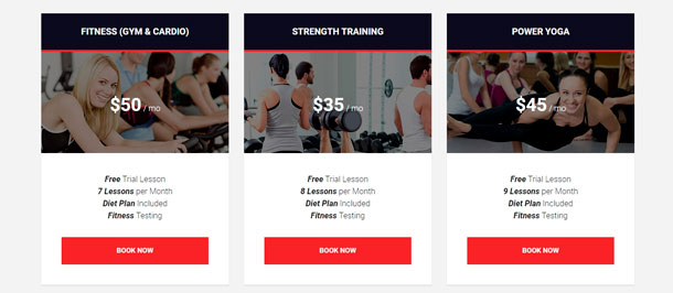 Absolute Fitness - Fitness Multipurpose WordPress Theme - 17
